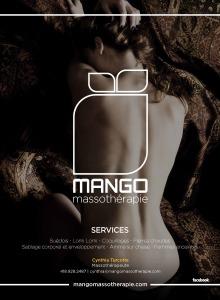 Affiche Mango Finale